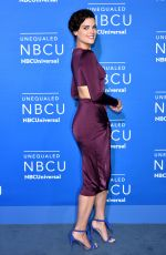 JAIMIE ALEXANDER at NBC/Universal Upfront in New York 05/15/2017