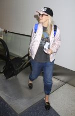 JAMIE LYNN SPEARS at LAX Airport in Los Angeles 04/30/2017