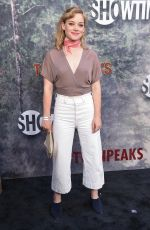 JANE LEVY at Twin Peaks Premiere in Los Angeles 05/19/2017