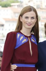 JANINE JACKOWSKI at Western Photocall at 70th Annual Cannes Film Festival 05/18/2017