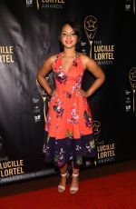 JASMINE CEPHAS JONES at 32nd Annual Lucille Lortel Awards in New York 05/07/2017