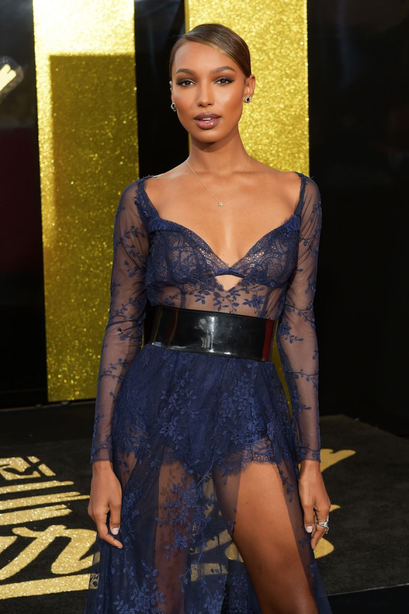 JASMINE TOKES at 24th Annual Race to Erase MS Gala in Beverly Hills 05/05/2017