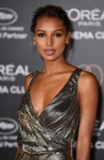 JASMINE TOOKES at L'Oreal 20th Anniversary Party at Cannes Film Festival 05/24/2017