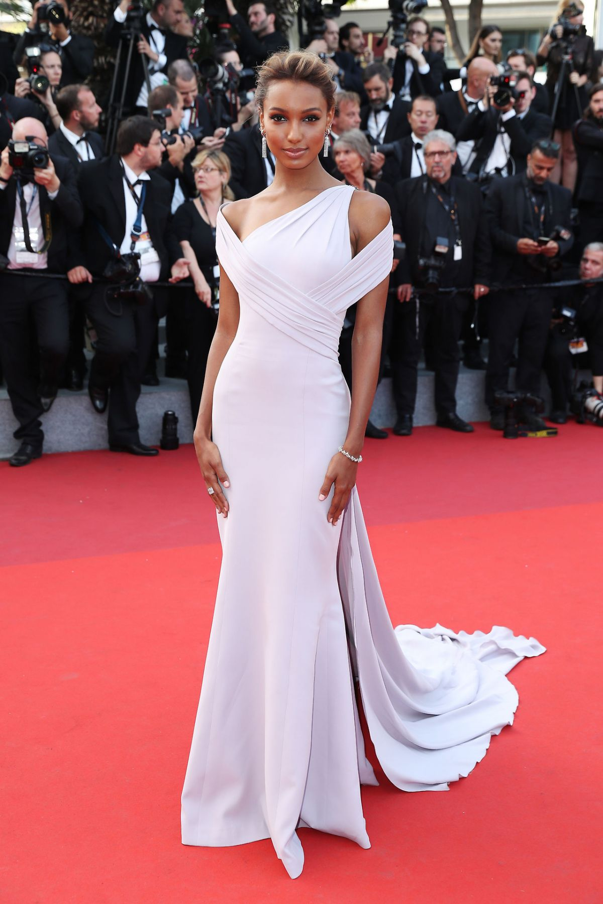 JASMINE TOOKES at The Beguiled Premiere at 70th Annual Cannes Film Festival 05/24/2017