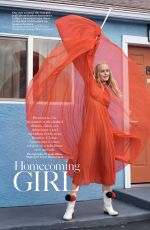 JEAN CAMPBELL in Vogue Magazine, UK June 2017