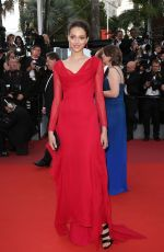 JENAYE NOAH at The Killing of a Sacred Deer Premiere at 70th Annual Cannes Film Festival 05/22/2017