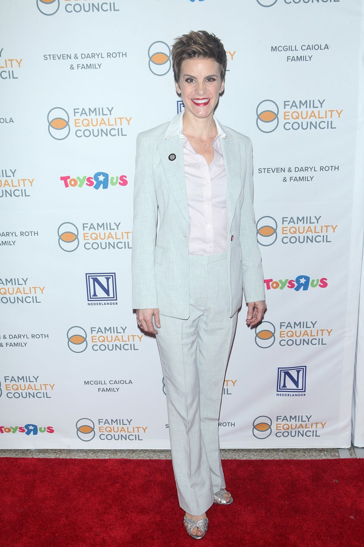 JENN COLELLA at Family Equality Council's Night 2017 in New York 05/08/2017