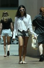 JENNA DEWAN Out Shopping in Los Angeles 05/28/2017