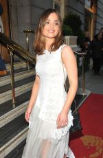 JENNA LOUISE COLEMAN Leaves Harper