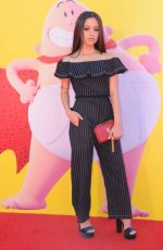 JENNA ORTEGA at Captain Underpants Premiere in Los Angeles 05/21/2017