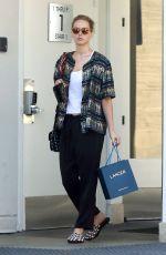 JENNIFER LAWRENCE at Lancer Dermatology Center in Beverly Hills 05/30/2017