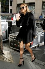 JENNIFER LOPEZ Arrives at Today Show in New York 05/08/2017