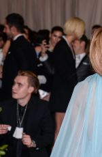 JENNIFER LOPEZ at 2017 MET Gala in New York 05/01/2017