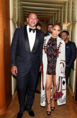 JENNIFER LOPEZ at MET Gala After Party in New York 05/01/2017