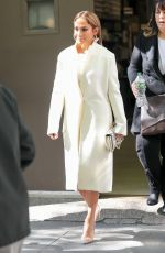 JENNIFER LOPEZ Leaves Today Show in New York 05/08/2017