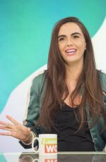 JENNIFER METCALFE at Loose Women Show in London 05/16/2017