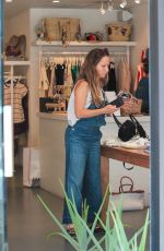 JENNIFER MEYER Out Shopping in Los Angeles 05/04/2017