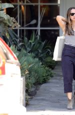 JENNIFER MEYER Out Shopping in West Hollywood 05/12/2017