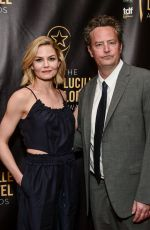 JENNIFER MORRISON at 32nd Annual Lucille Lortel Awards in New York 05/07/2017