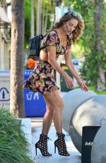 JENNIFER NICOLE LEE Out and About in Miami 05/09/2017