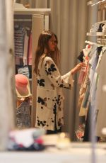 JESSICA ALBA Out Shopping in Beverly Hills 05/20/2017