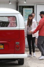 JESSICA BIEL and Justin Timberlake Out in Hamptons 05/27/2017