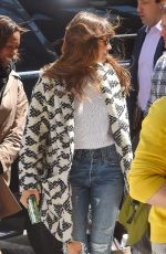 JESSICA BIEL Out and About in New York 05/10/2017
