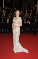 JESSICA CHASTAIN at In the Fade Premiere at 70th Annual Cannes Film Festival 05/26/2017