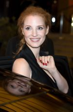 JEssICA CHASTAIN at Marriott Hotel in Cannes 05/18/2017