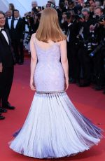 JESSICA CHASTAIN at Okja Screening at 70th Annual Cannes Film Festival 05/19/2017