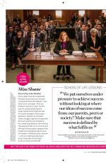 JESSICA CHASTAIN in Psychologies Magazine, July 2017
