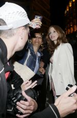 JESSICA CHASTAIN Meets Fans at Martinez Hotel in Cannes 05/20/2017