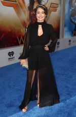 JESSICA CHOBOT at Wonder Woman Premiere in Los Angeles 05/25/2017