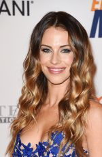 JESSICA LOWNDES at 24th Annual Race to Erase MS Gala in Beverly Hills 05/05/2017