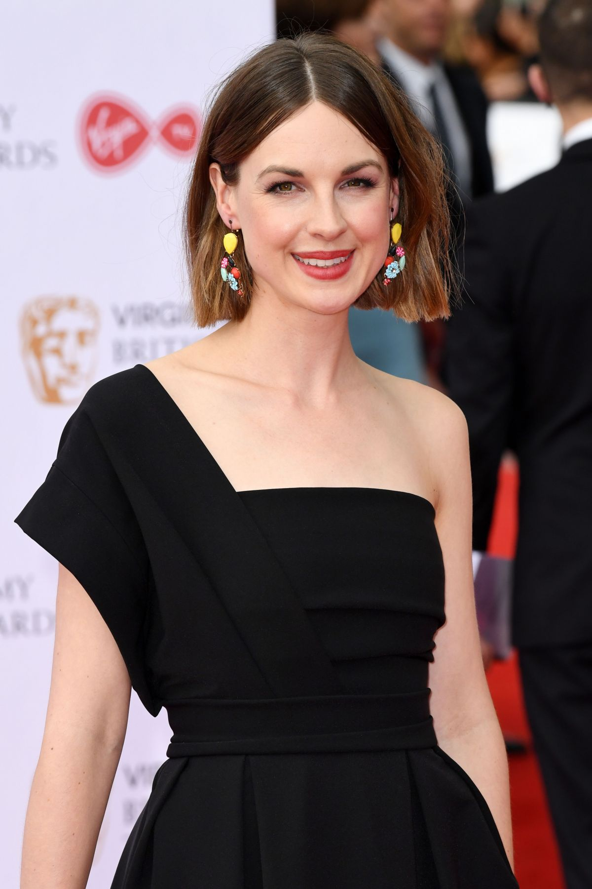 JESSICA RAINE At 2017 British Academy Television Awards In