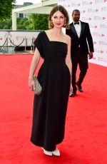 JESSICA RAINE at 2017 British Academy Television Awards in London 05/14/2017