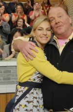 JESSICA SEINFELD at The Chew 04/25/2017