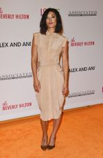 JESSICA SZOHR at 24th Annual Race to Erase MS Gala in Beverly Hills 05/05/2017