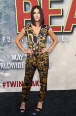 JESSICA SZOHR at Twin Peaks Premiere in Los Angeles 05/19/2017