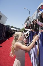 JESSIE CHRIS at 2017 Radio Disney Music Awards in Los Angeles 04/29/2017