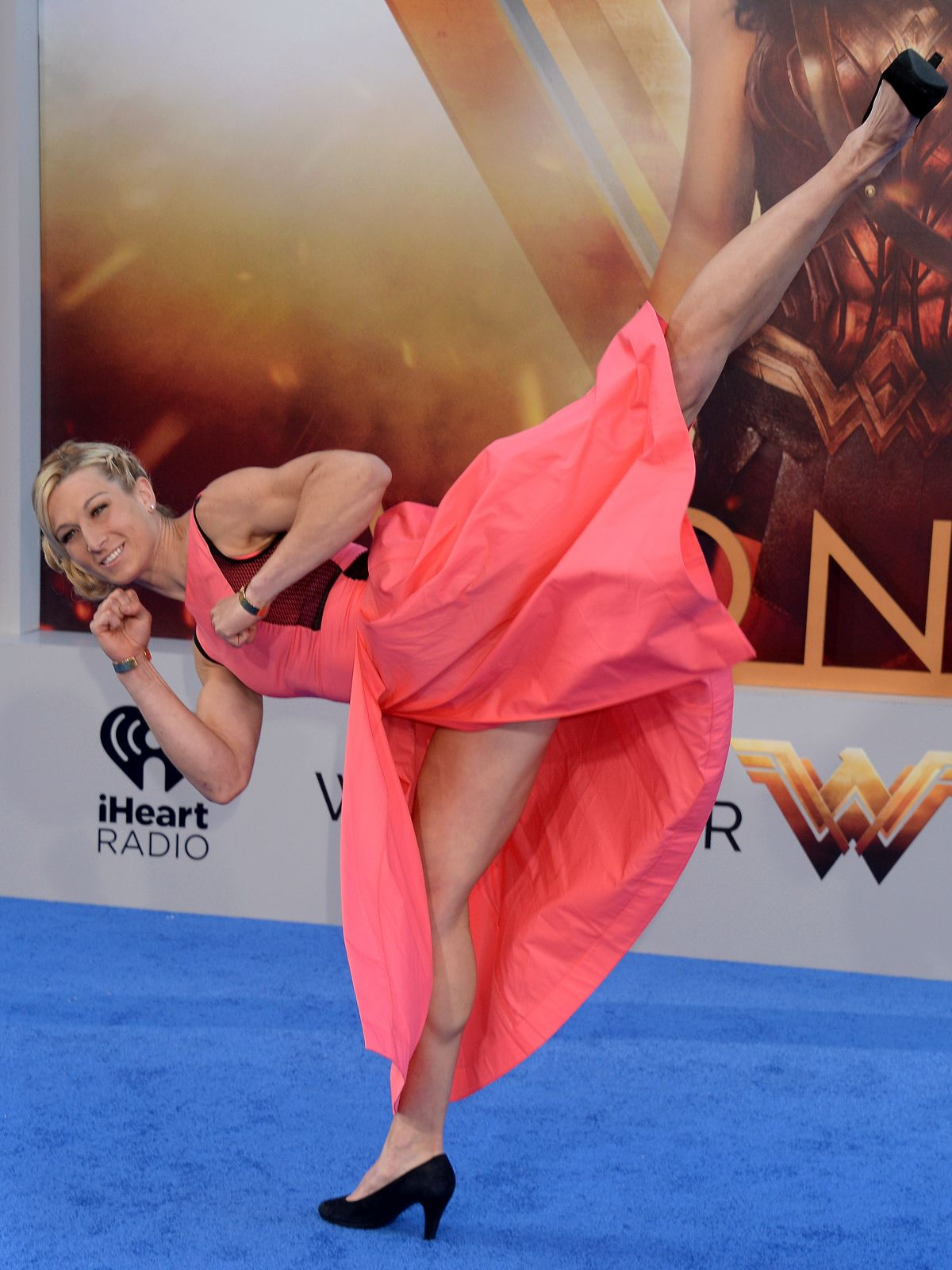 JESSIE GRAFF at Wonder Woman Premiere in Los Angeles 05/25/2017