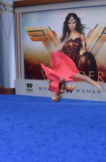 JESSIE GRAFF at Wonder Woman Premiere in Los Angeles 05/25/2017