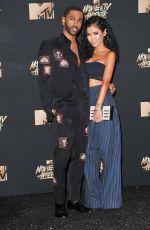 JHENE AIKO at 2017 MTV Movie & TV Awards in Los Angeles 05/07/2017