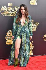 JILLIAN ROSE REED at 2017 MTV Movie & TV Awards in Los Angeles 05/07/2017