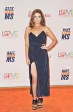 JOANNA GARCIA at 24th Annual Race to Erase MS Gala in Beverly Hills 05/05/2017