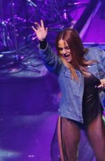 JOANNA JOJO LEVESQUE Performs at a Concert in Vancouver 05/13/2017
