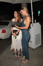 JOANNA KRUPA at Mr. Chow in Beverly Hills 05/11/2017