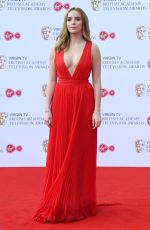 JODIE COMER at 2017 British Academy Television Awards in London 05/14/2017