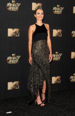 JORDANA BREWSTER at 2017 MTV Movie & TV Awards in Los Angeles 05/07/2017