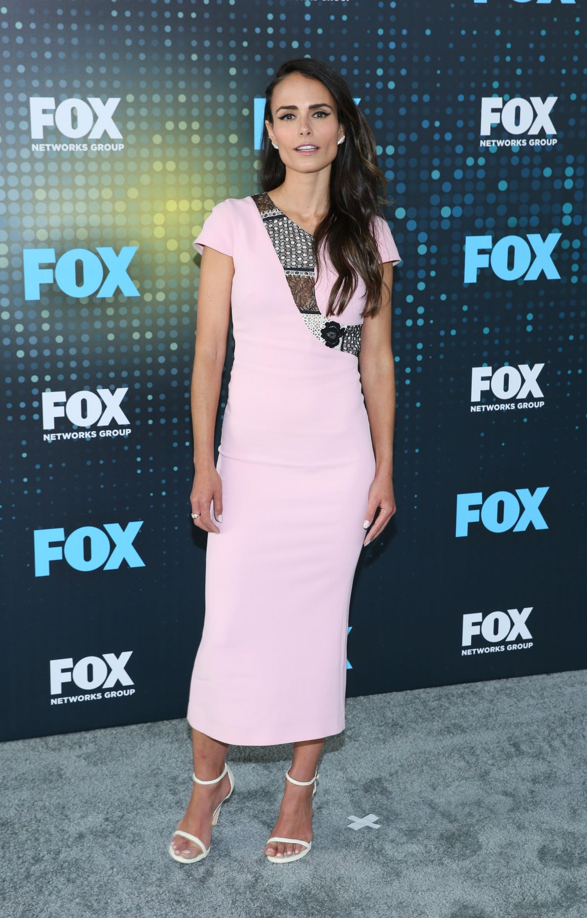 15 Jordana Eggplant 20 1 49: JORDANA BREWSTER At Fox Upfront Presentation In New York